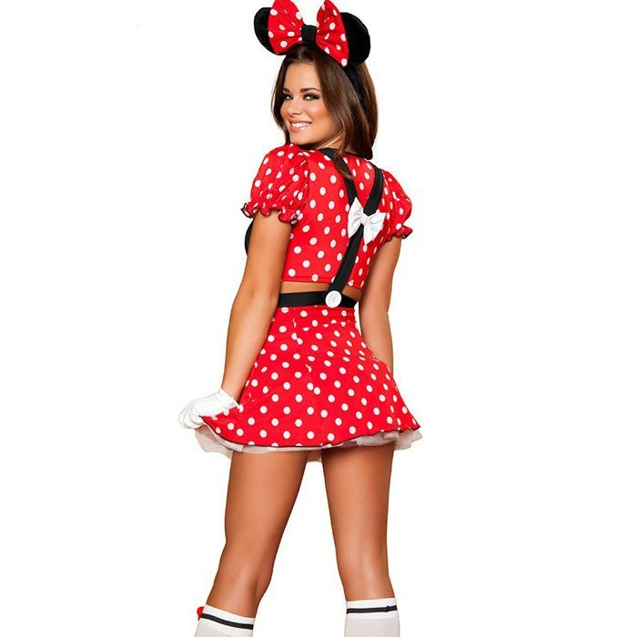 costume-de-halloween-femei-minnie