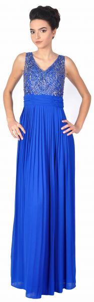 rochie-de-ocazie-albastra-cu-margele-aplicate-bust-hk1521ar