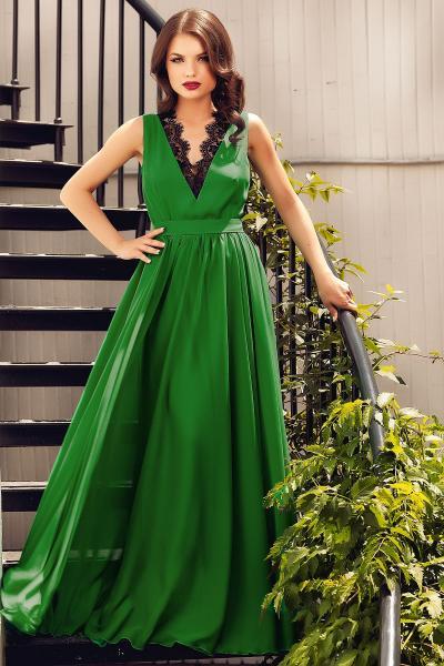 rochie-sara-verde